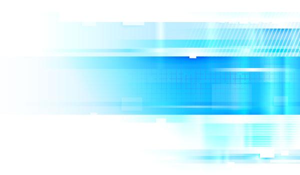 矢量背景所需点数: 0 点 关键词: 淡蓝色渐变方块科技背景矢量素材