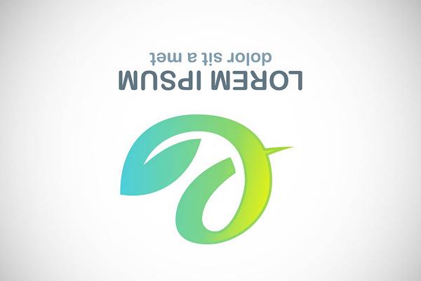 树叶logo,彩色logo,个性logo,标志图形,logo设计,创意logo,图形标志设