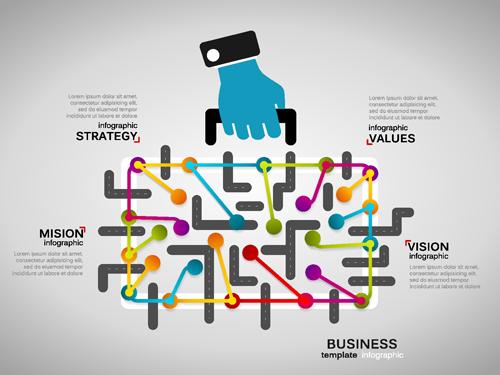 矢量图,设计素材,创意设计,信息图表,流程图表,操作流程,操作步骤