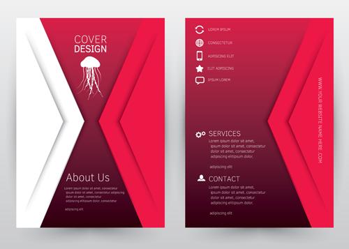 矢量素材,矢量图,设计素材,画册页面,版式设计,画册封面,封面设计图片