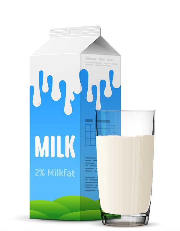 0 點 關鍵詞: 紙盒牛奶包裝設計矢量素材,紙盒牛奶,盒裝牛奶,兒童