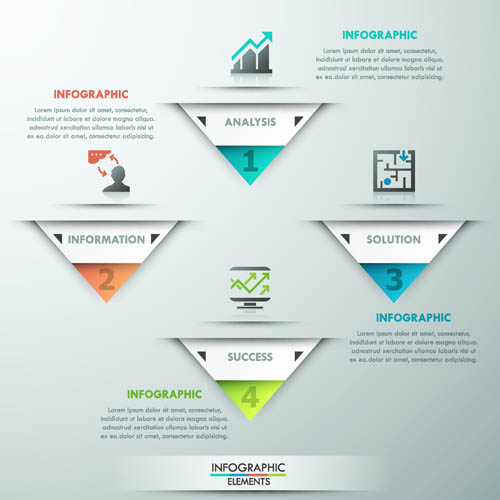 矢量图,设计素材,创意设计,设计元素,信息图表,流程图表,操作步骤