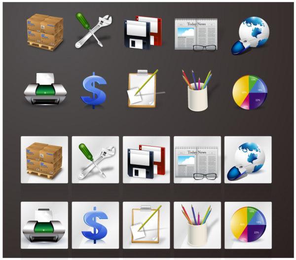 关键词: 精致图标,三维,科技,经典,彩色,图标,icon,箱,包装,快递图片