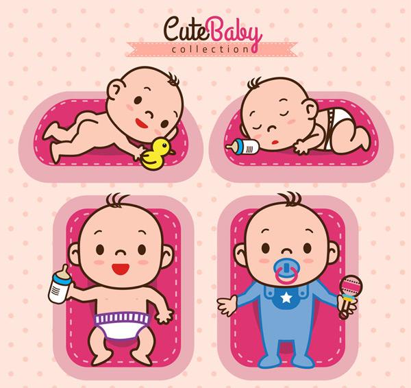 可爱初生婴儿_素材中国sccnn.com
