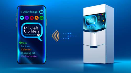 黑科技智能冰箱