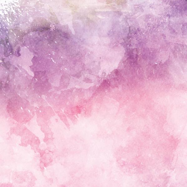 粉红色背景,水彩渐变背景,水彩喷溅,水彩晕染,水粉,油漆,水墨背景
