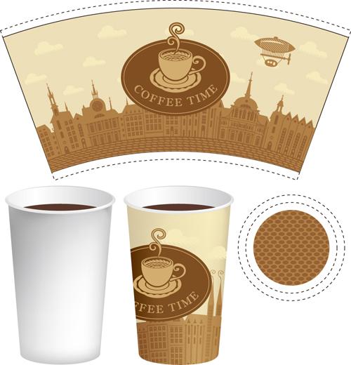 矢量素材,矢量图,设计素材,创意设计,包装设计,咖啡杯,杯子,咖啡包装