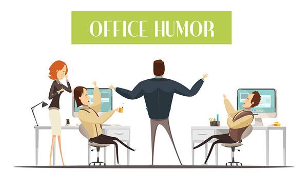 室聊天卡通人物矢量素材,办公室,上班,团队,聊天,说话,电脑,男人,女人