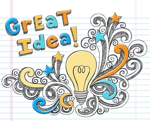 其它所需点数: 0 点 关键词: 创意手绘灯泡花纹矢量素材,彩色字母,单