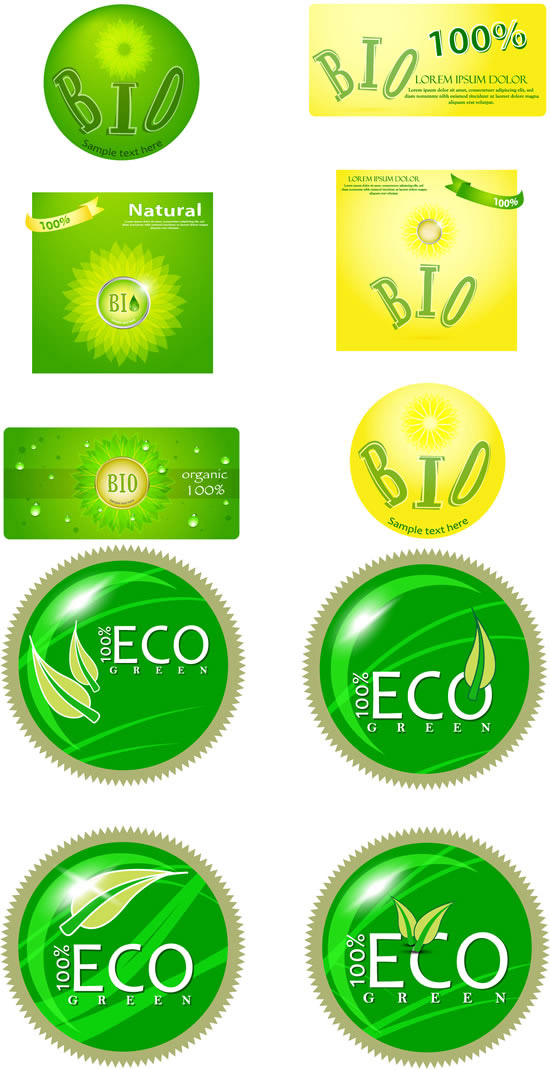 生态节能标签