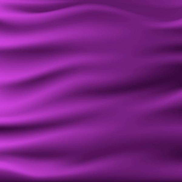 紫色背景,布料,窗帘,丝绸,大气背景,褶皱,纹理,简约背景,波浪纹理