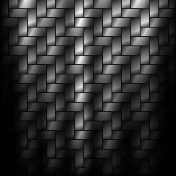素材分类: 效果图所需点数: 0 点 关键词: 黑色渐变金属编织背景矢量