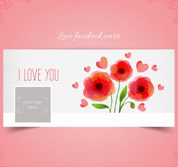 花卉脸书封面图片