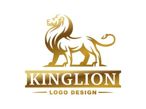 狮子元素标志