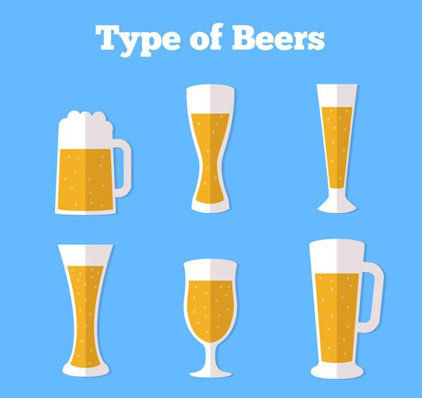 美味杯装啤酒