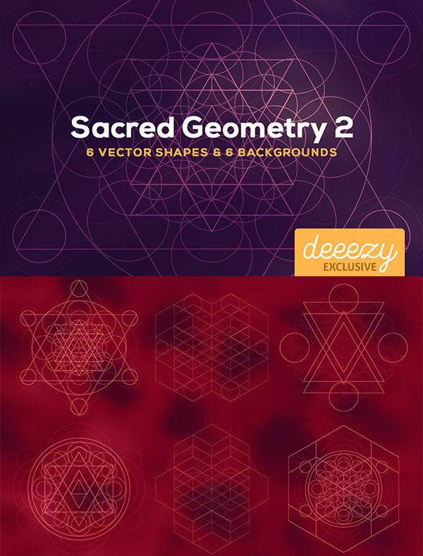 抽象几何图案