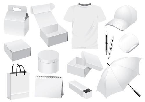 企业vi,企业ci,图案,视觉元素,视觉系统,空白,白色,包装袋,纸盒,包装