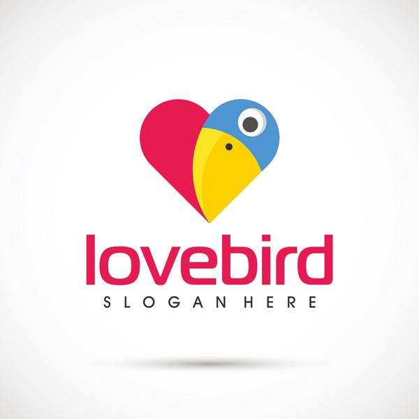 多彩,动物,鸟,保护,爱鸟协会,创意,抽象,标志,图标,logo,标志设计图片