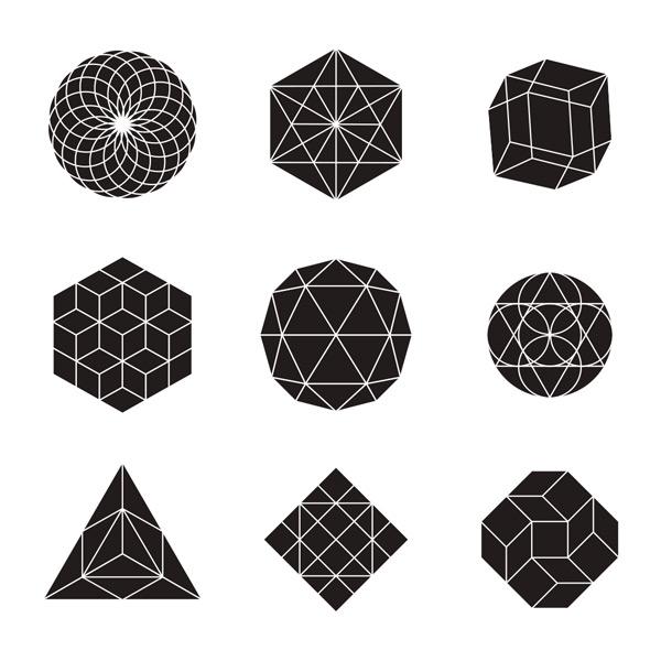线条几何图形