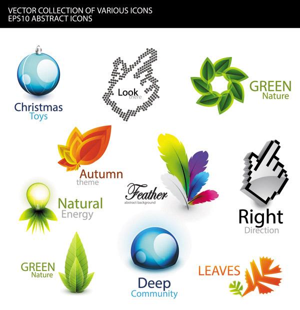 创意logo设计矢量_矢量logo图形