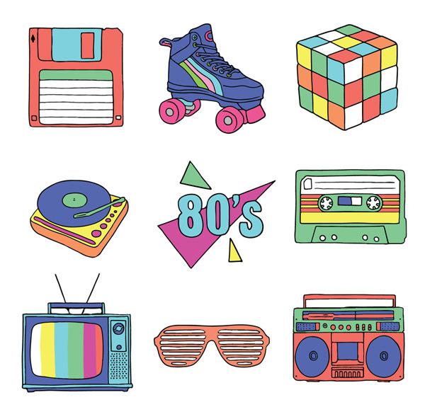 80年代物品