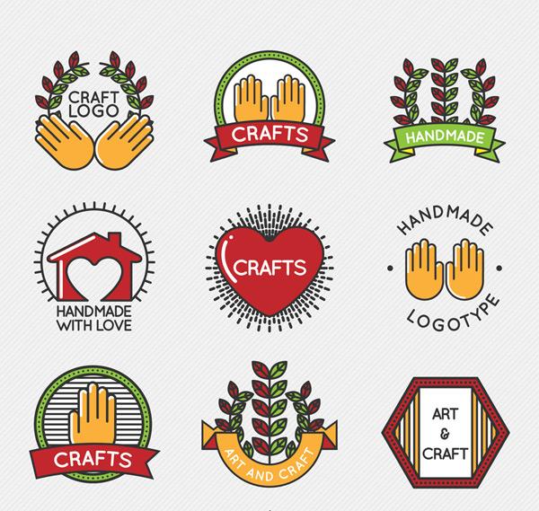 手工制作标志