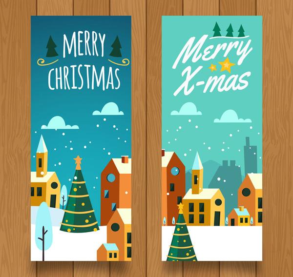 中圣诞小城