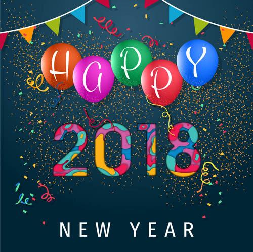 2018新年数字