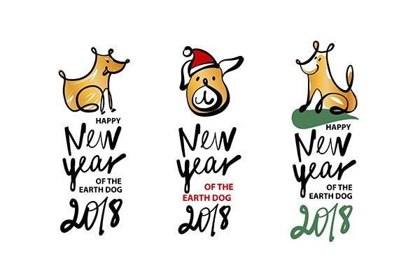 新年小图案简笔画