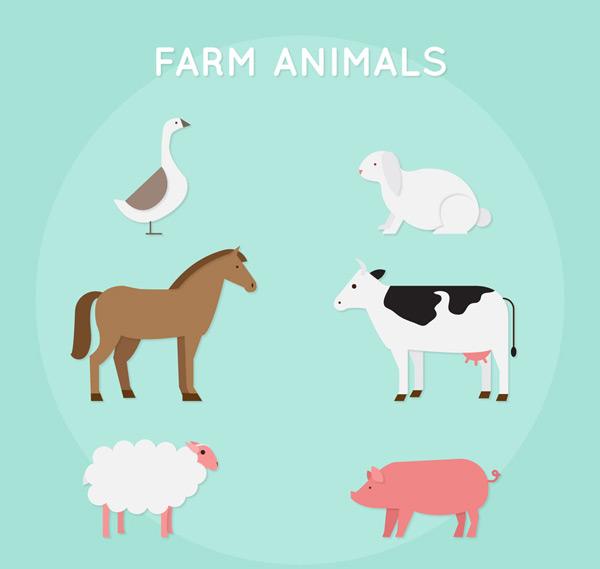 创意农场动物