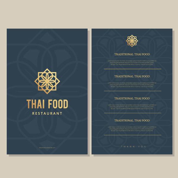 素材分类: 平面广告所需点数: 0 点 关键词: 高端欧式餐饮菜单设计