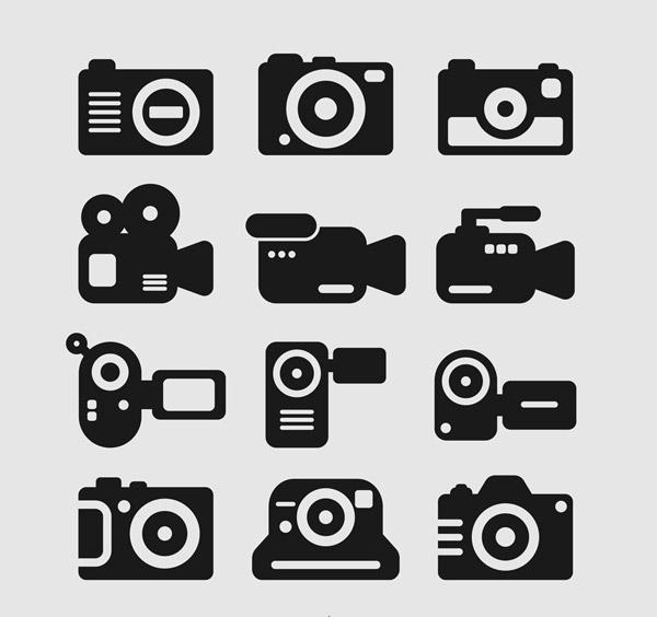 数码产品图标