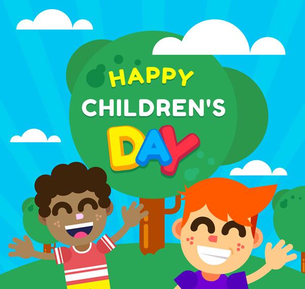 素材分类: 矢量儿童节所需点数: 0 点 关键词: 可爱儿童节2个笑脸