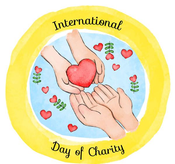 彩绘国际慈善日