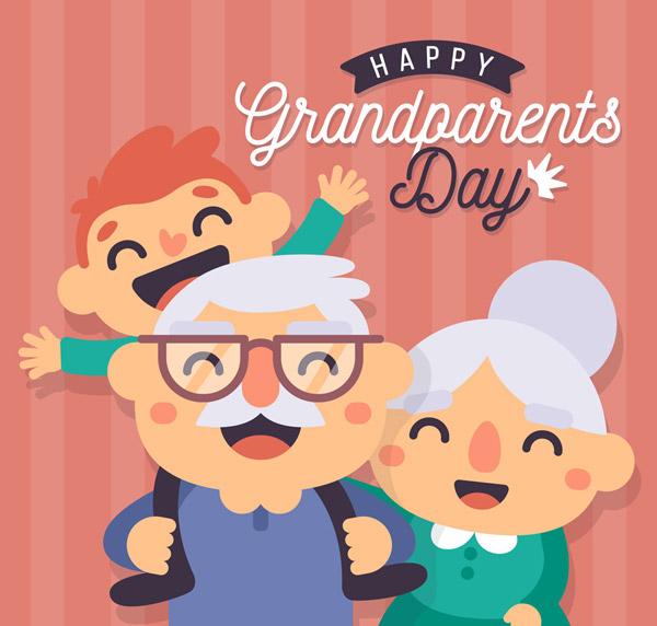 素材分类: 矢量节日其它所需点数: 0 点 关键词: 创意祖父母节可爱