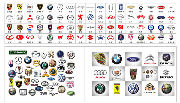 Image Gallery Logo Names And Signs - Cars sign and names