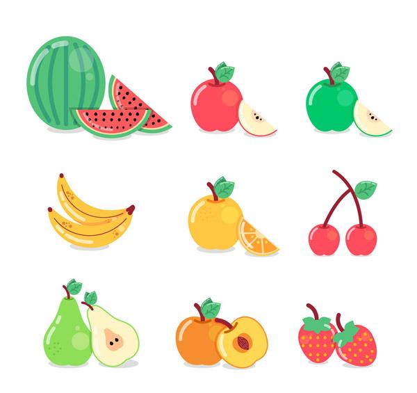 美味夏日水果