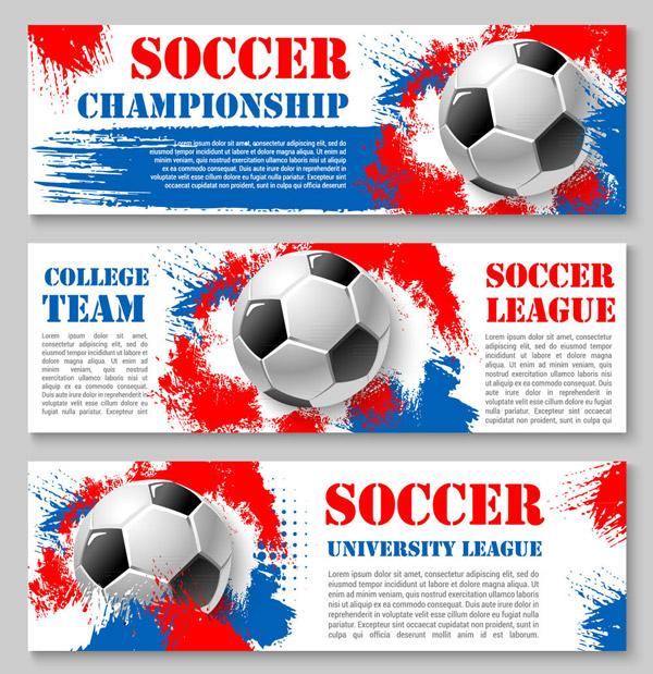 足球联赛banner