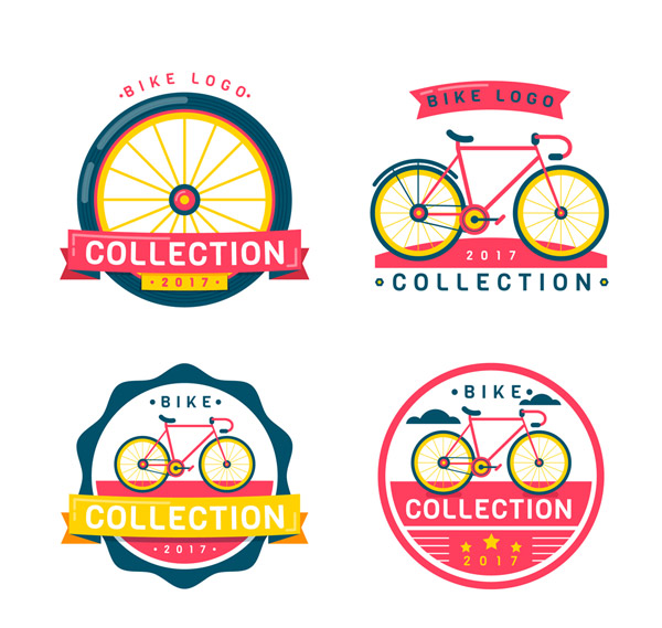 自行车标志设计