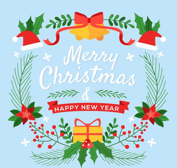 矢量圣诞节所需点数: 0 点 关键词: 创意圣诞节铃铛贺卡矢量素材,礼物