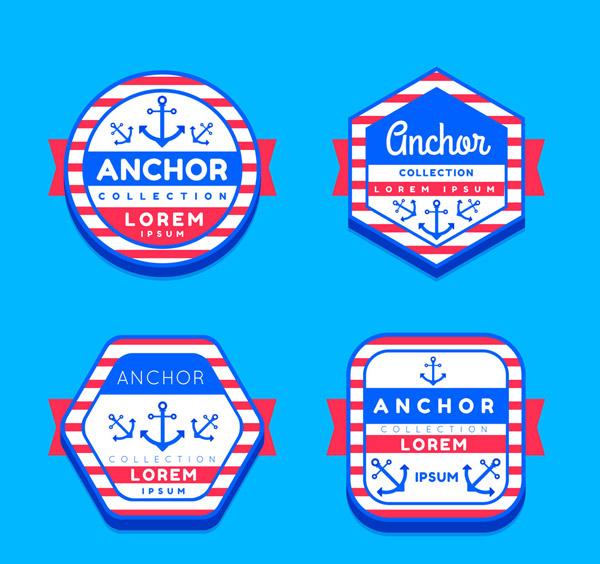 创意航海标签