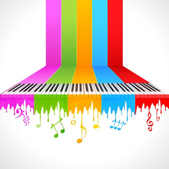 创意音乐主题图片