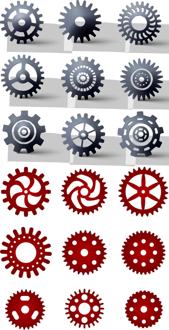 Mechanical gear design