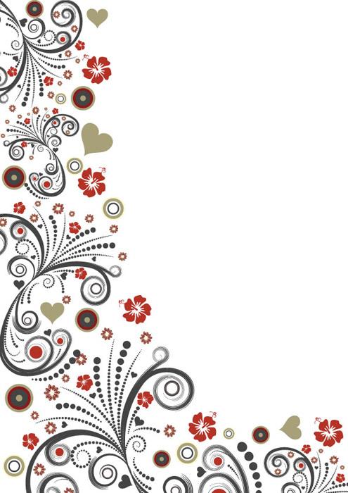 0 点 关键词: 边角花纹文本模板矢量素材,边角,花纹,花卉,心形,圈圈