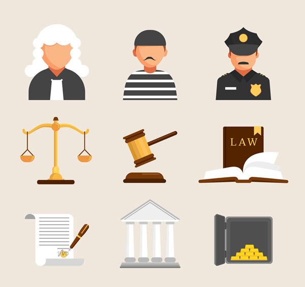 创意法律元素