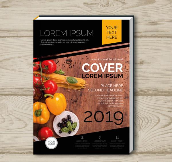 蔬菜料理书籍封面