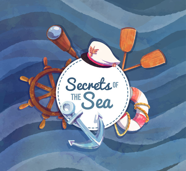 海底秘密海��