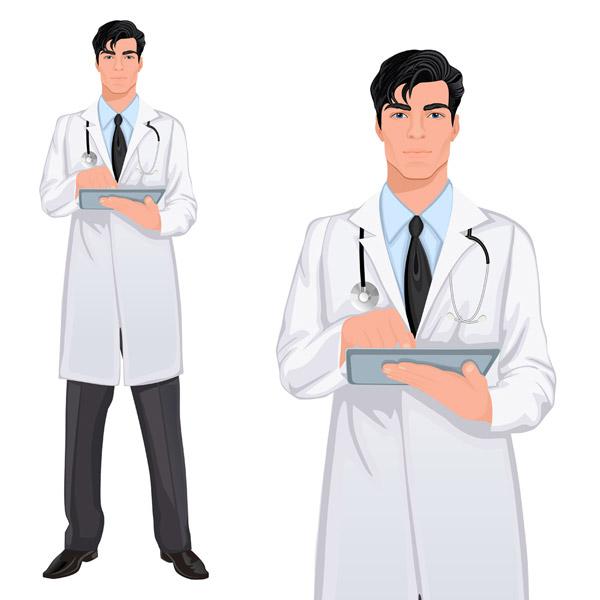 时尚男医生