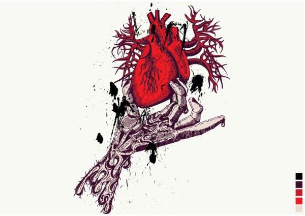 0 点 关键词: 非主流手捏心脏矢量图,非主流,手捏,墨迹,手掌,创意心图片