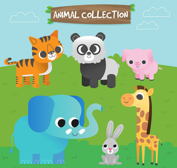 什么动物大眼睛 可